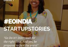 most successful women enterprenur Chandra Vidhana.eoindia.in