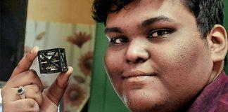 India smallest satelite feature