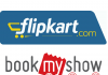Flipkart to partner with BookMyShow