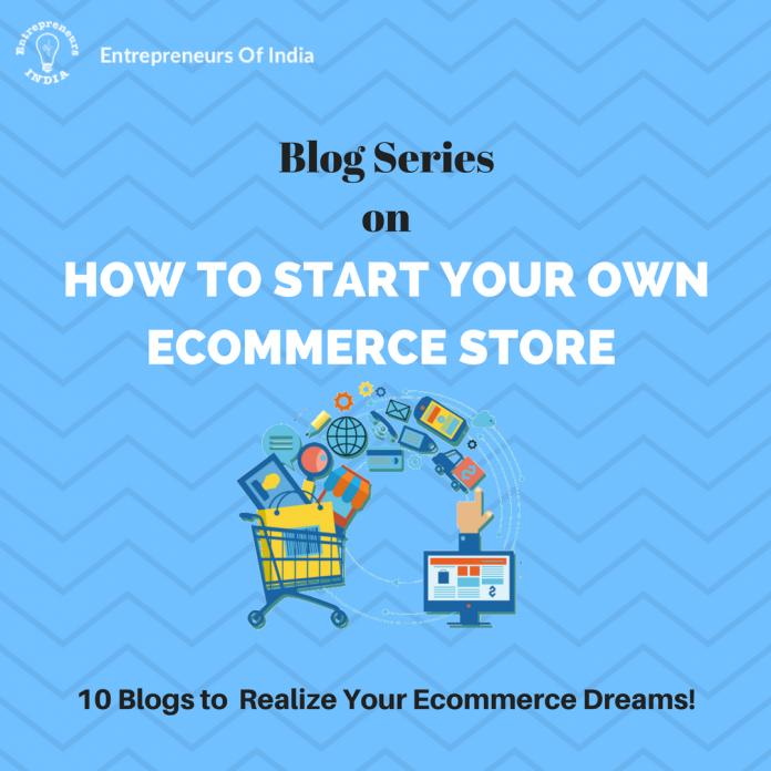 Online Ecommece Store