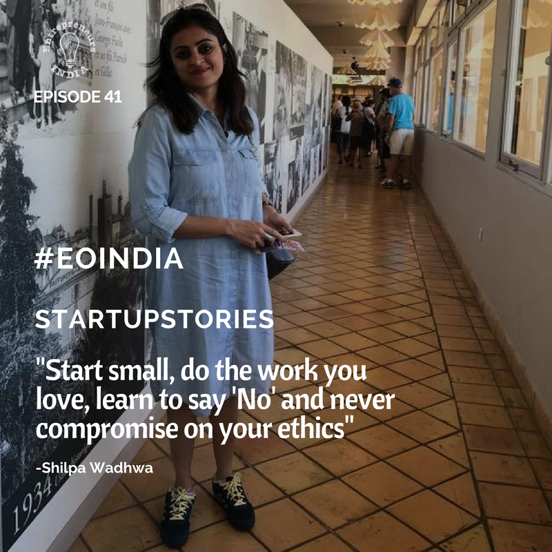 Indian Women Enterpreneur Shilpa Wadhwa