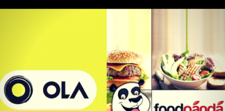 Latest Indian startup news about OLA Food Deleviery.