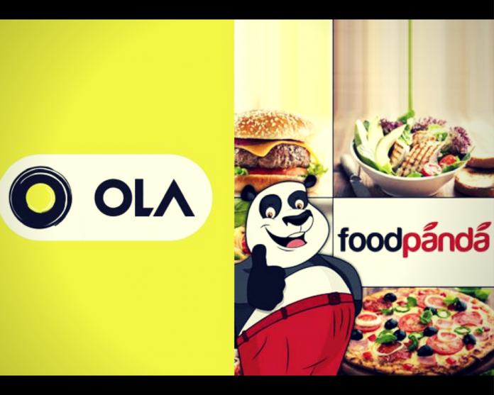 Ola to acquire Foodpanda India