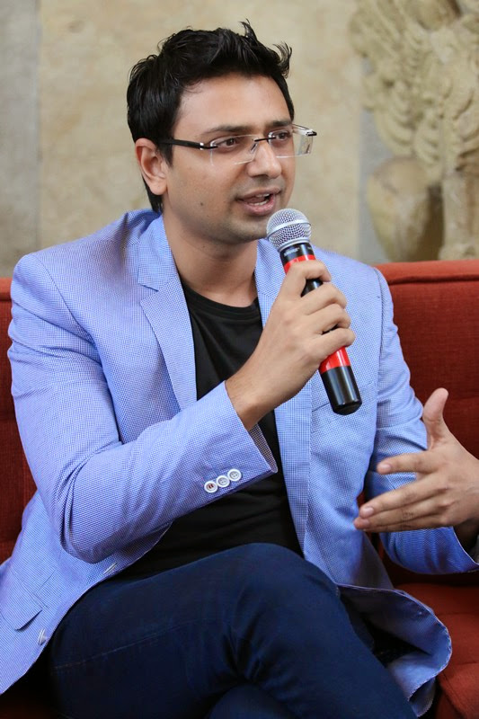 Entrepreneurs of India featured Goodwork Co- work CEO Vishwas Mudagal