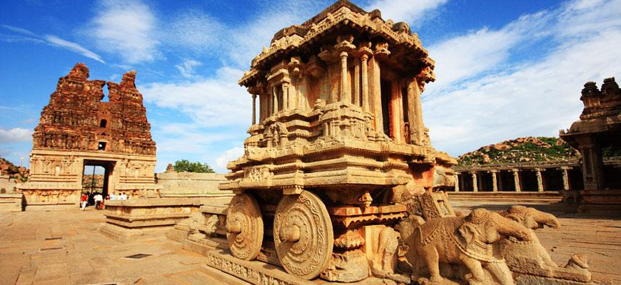 Holiday getaways in India