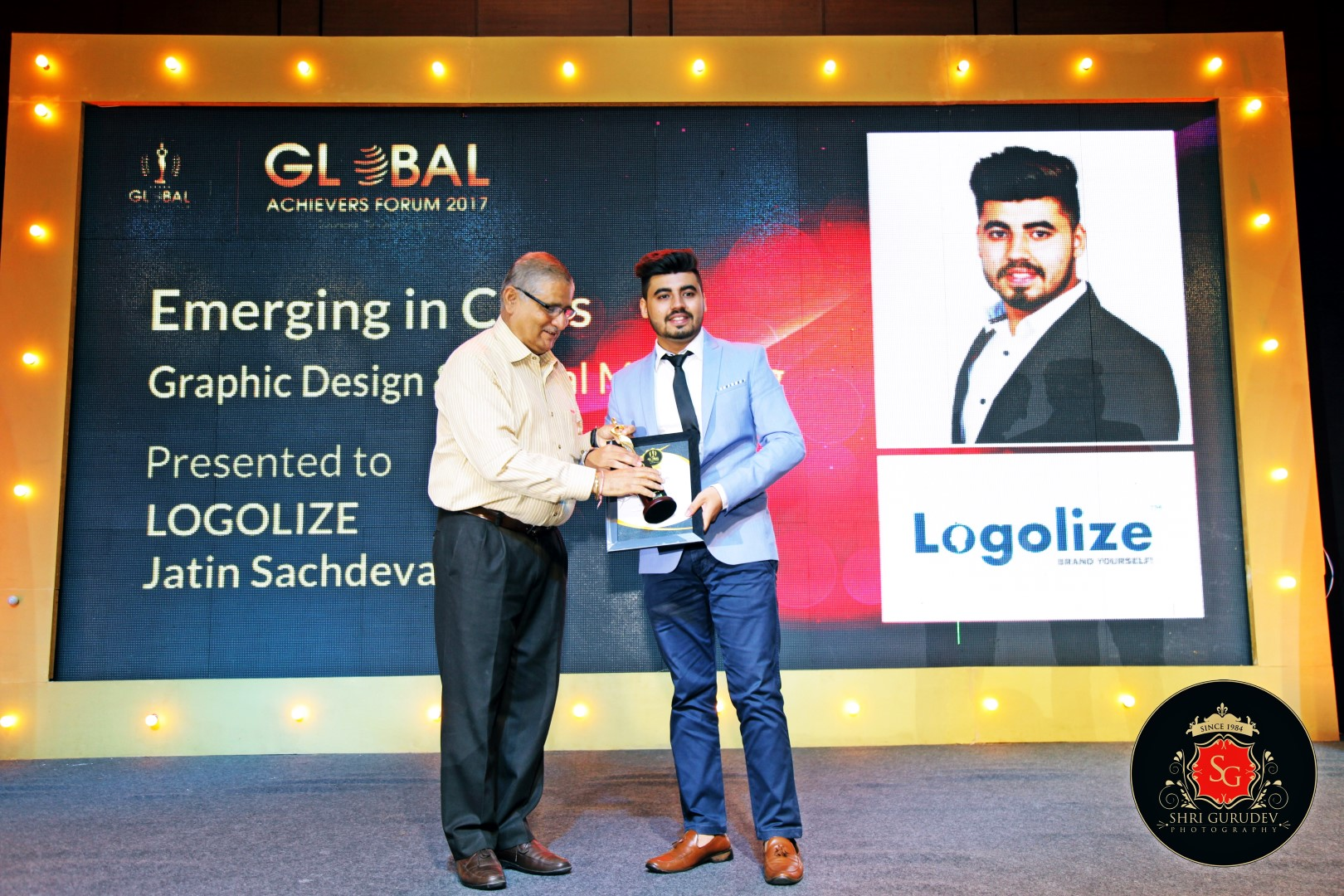 Logolize-Emerging Indian Startup