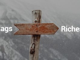 3 Great Rags to Riches Stories for Entrepreneurs