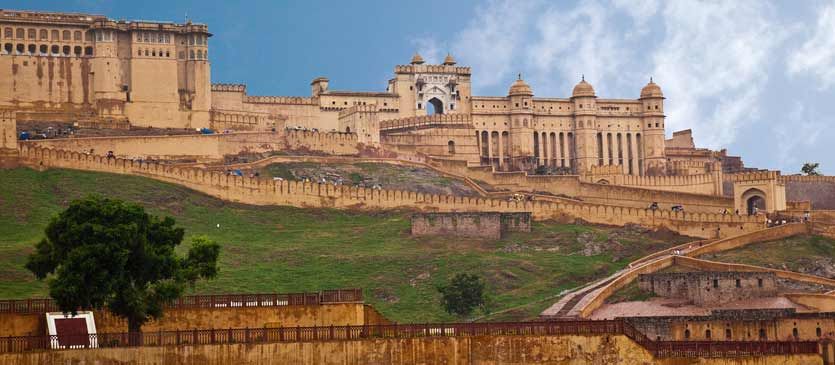 Top heritage spots in India
