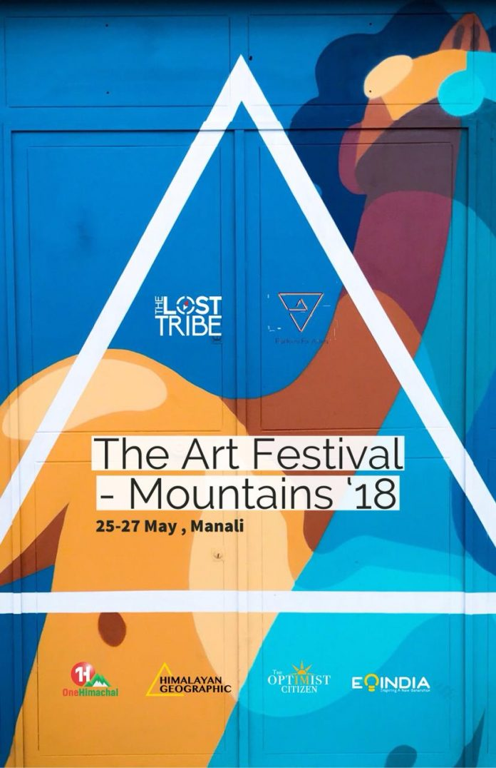 The Art Festival Mountains