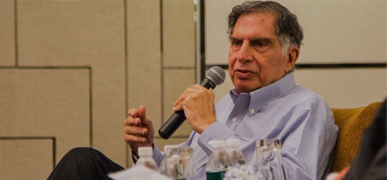 Startups in the Future Will Be More About AI: Ratan Tata