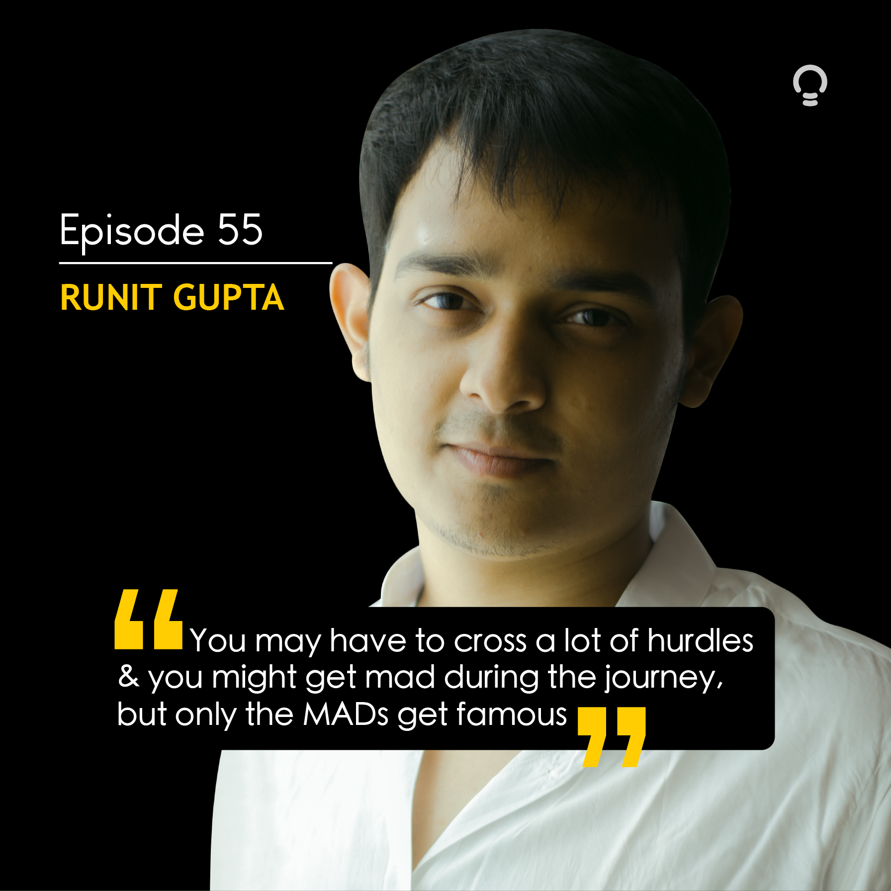 EOI Startup Stories - Runit Gupta