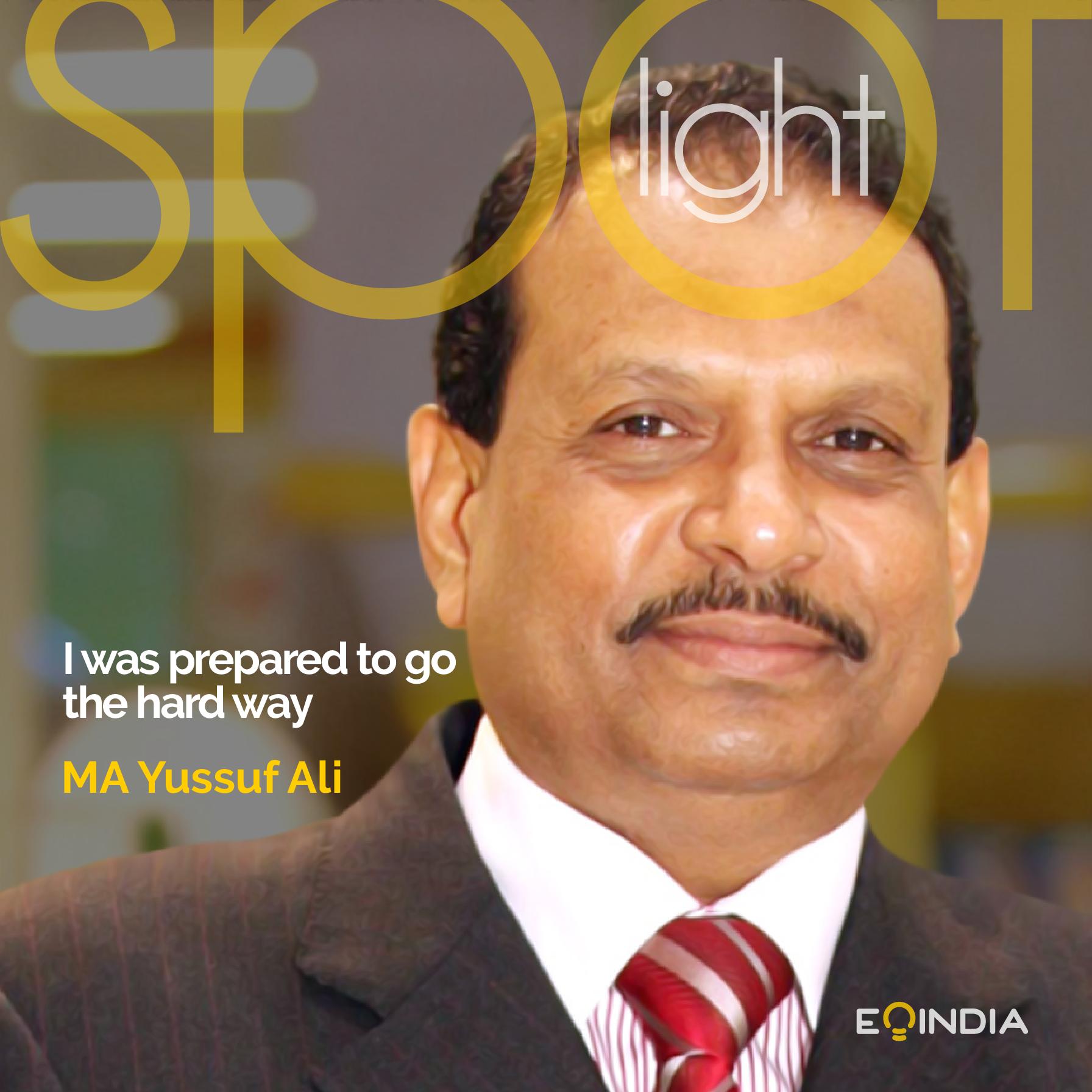 EOI Spotlight - Yussuf Ali