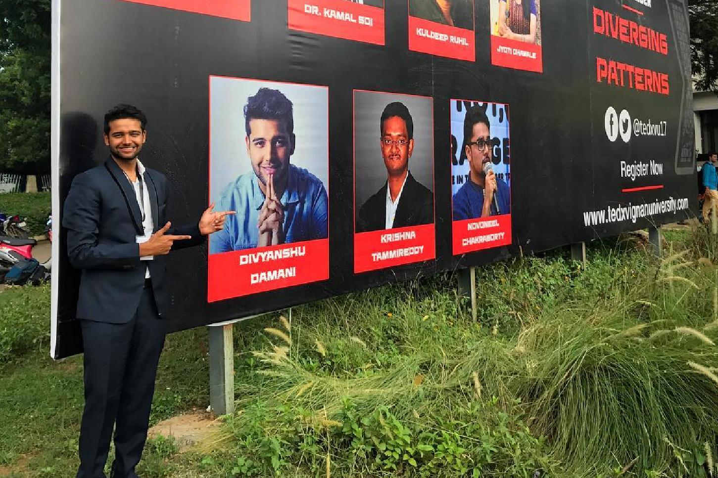 EOI Startup Stories- Divyanshu Damani