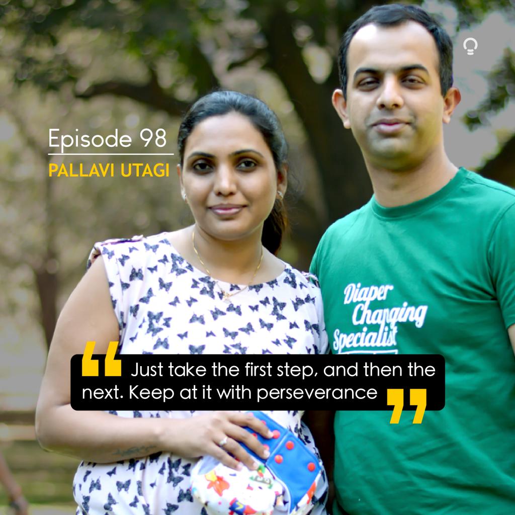 Startup Stories - Pallavi