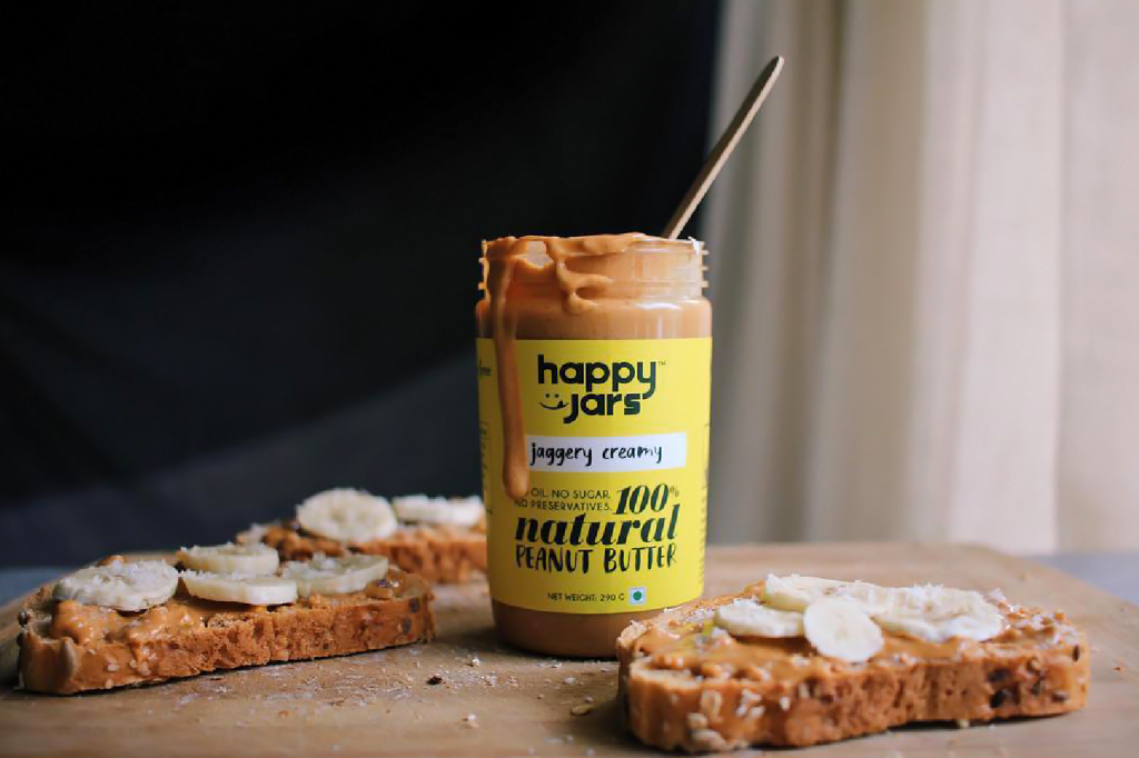 Startup Stories - Happy Jars