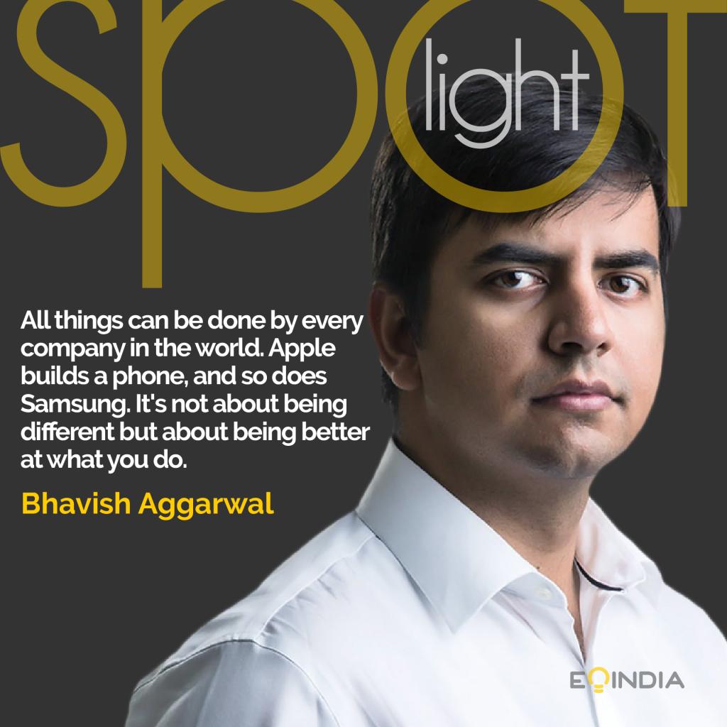 EOI Spotlight - Bhavish Aggarwal