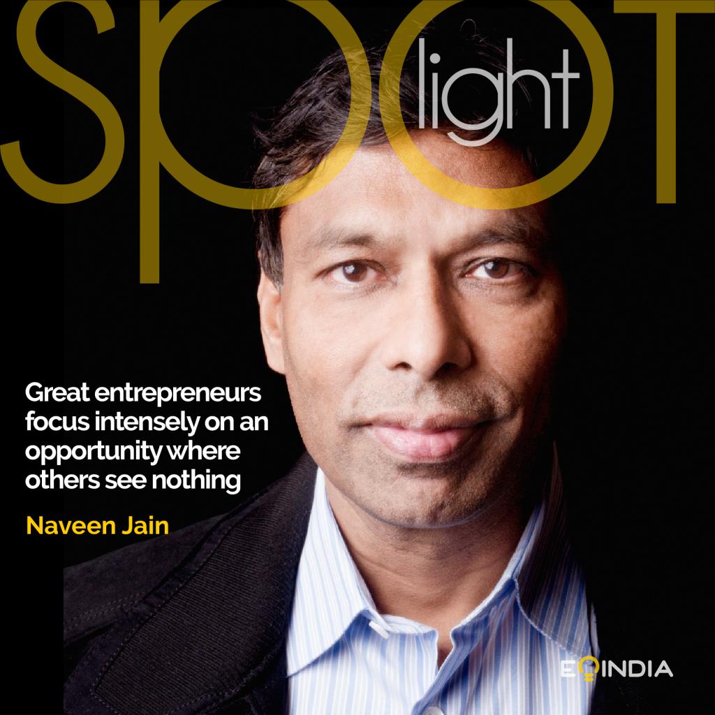 EOI Spotlight - Naveen Jain