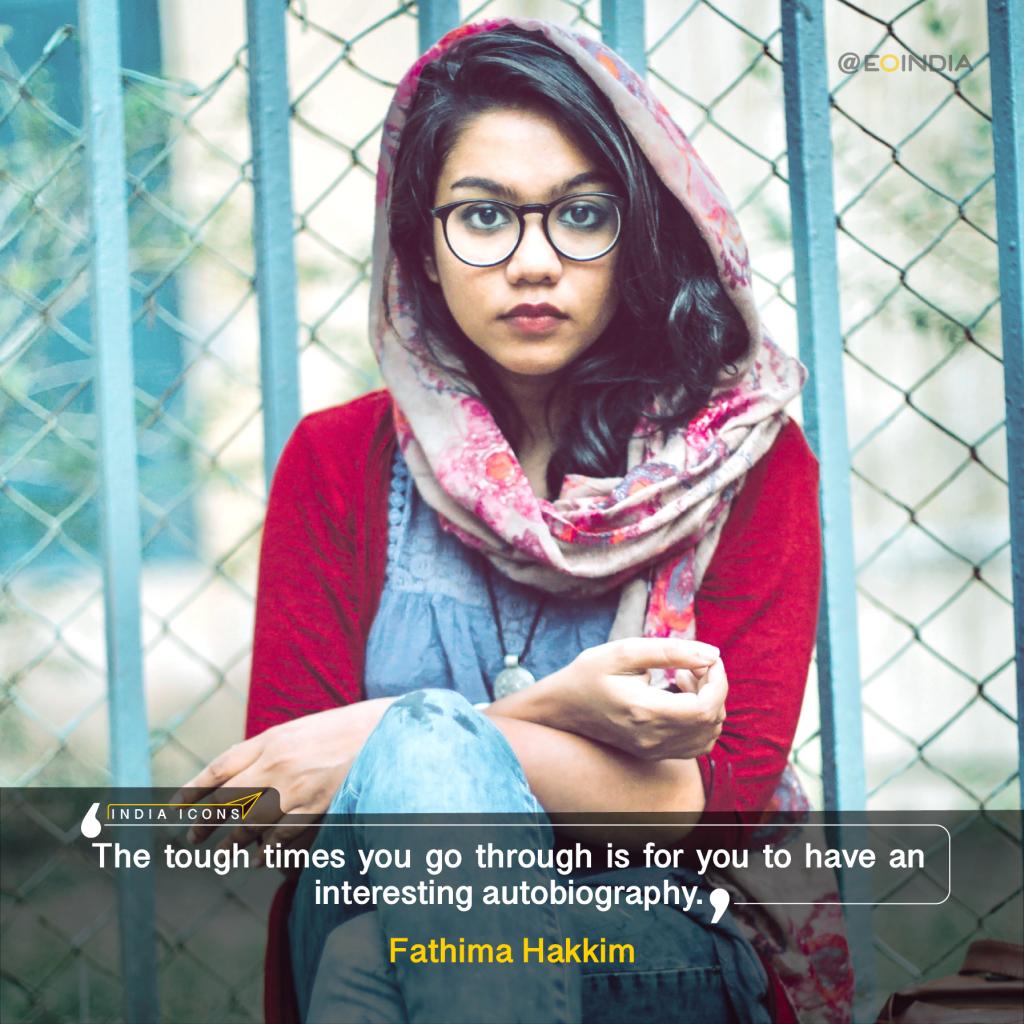 India Icons -Fathima Hakkim
